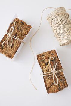 Christmas Cake as a gift | Bolo de natal para presentear