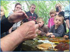 La journée de découverte de la pêche à la mouche à Corbon (Huisne, Perche) a séduit petits et grands.