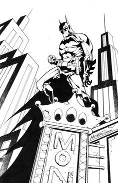 Batman by Phil Hester