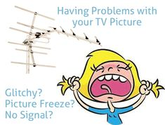 Five Steps To Improve Poor TV Reception