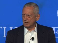 Legendary General James Mattis Just Gave One Of The Best Talks On Middle East Policy We've Ever Seen