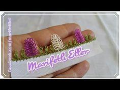 Dut Modeli İğne Oyası Nasıl Yapılır | M-visible.com