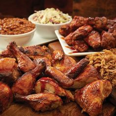 Smokey Bones BBQ & Grill  - Barbecue - Be a fan of barbecue and delicious steaks as you enter a mouth watering place known as Smokey Bones BBQ & Grill