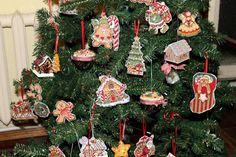 My  Gingerbread  Christmas.....мое пряничное  рождество