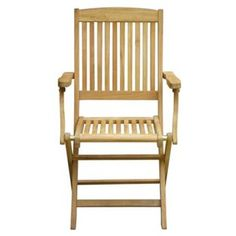 Buy Teak Folding Garden Chair Set Of 2 Natural At Argos Co