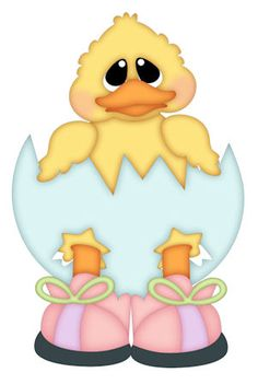 chick face for curvy keepsake box Easter Drawings, Easter Pictures, Easter Projects, Easter Printables, Coloring Pages For Kids, Kids Coloring, Scrapbook Cards, Scrapbooking, Scrapbook Embellishments