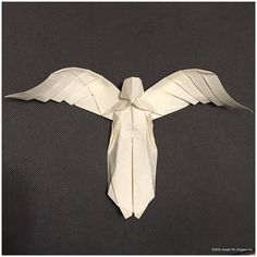 Daily Angel 6. by Joseph Wu Origami