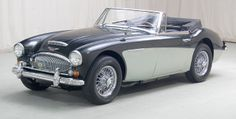 """Austin Healey 3000 MK III - My dad had one of these and it was the love of his life until it was stolen.  It was the only time I heard him swear when I was a kid.  As I remember it, he said nothing but, """"F*ck!"""" for three days."""