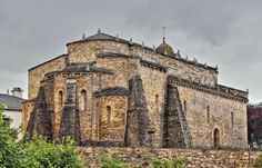 Basílica de San Martiño de Mondoñedo - Considerada la catedral más antigua de España