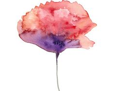 Red Poppy Watercolor Wall Art Print, Floral Wall Art, Home Decor Set of 2 Poppies Art Prints Watercolor Images, Watercolor Flowers, Watercolor Paintings, Original Paintings, Wall Art Prints, Fine Art Prints, Floral Wall Art, Red Poppies, Large Prints