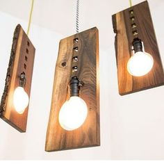Live Edge Walnut Swag-Over Light -- Handmade -- Black Walnut -- Lamp -- Sustainable Wood Cool Woodworking Projects, Woodworking Workbench, Custom Woodworking, Woodworking Furniture, Diy Wood Projects, Woodworking Inspiration, Woodworking Machinery, Outdoor Projects, Pinterest Inspiration