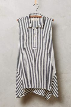 Stripe Plane Tunic - #anthrofave