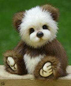 Oh so cute!!...And I LOVE Teddy Bears!