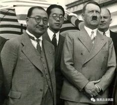 HH Kung, the richest man and finance minister of Republic of China, was sent by General Jiang, to visit Germany in June After a tough meeting with Göring, Kung was warmly received by Hitler on his mountain retreat. Richest Man, Visit Germany, Modern History, The Republic, World War Two, Armed Forces, Current Events, Ww2, China