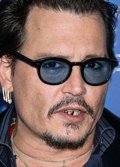 Johnny Depp Teeth Willy Wonka