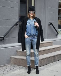 #streetstyle #style #fashion #streetfashion #boyfriendjeans #denim