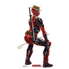 #Deadpool #Clip #Art. (Deadpool Cardboard Cutout!) By: Marvel. (THE * 3 * STÅR * ÅWARD OF: AW YEAH, IT'S MAJOR ÅWESOMENESS!!!™) [THANK U 4 PINNING!!!<·><]<©>ÅÅÅ+(OB4E)