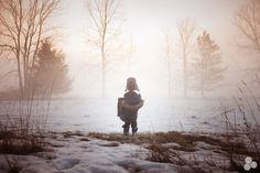 Me gusta la luz natural, los tonos fríos y la composición