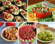 Healthy Cinco de Mayo Appetizer Recipes | https://diyprojects.com/23-cinco-de-mayo-recipes-to-get-the-party-started/