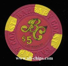 Barbary Coast 1st issue http://www.all-chips.com/ChipDetail.php?ChipID=17212