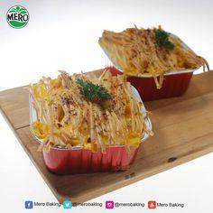 7 Cara membuat macaroni schotel Instagram/@mari.kita.masak @ninaanggita Snack Recipes, Dessert Recipes, Cooking Recipes, Snacks, Merida, Macaroni Schotel Recipe, Macaroni Recipes, Brownie Cookies, Indonesian Food