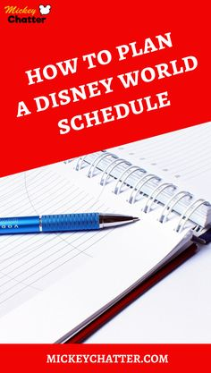 Some people may think it sounds outrageous to make a plan for vacation since vacation is supposed to be carefree and flexible. Your Disney vacation can still be all that with a schedule. Making a schedule just makes you better prepared. There are a lot of things to see and the parks can get very…