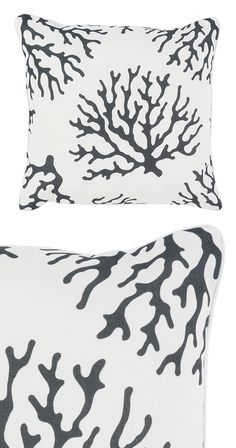 Incorporate the beauty of a coral reef into your outdoor seating. This 100% polyester pillow is safe for outdoor use and is creatively woven with a coral print. Made in the USA.  Find the Cora Outdoor Pillow, as seen in the Throw Pillows Collection at http://dotandbo.com/category/decor-and-pillows/pillows/throw-pillows?utm_source=pinterest&utm_medium=organic&db_sku=122851