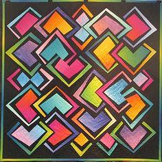Diamond Magic Pattern