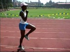 ▶ Hurdle Agility Drills & Tips for Great Hurdling : ABC Skip Hurdle Agility Drills - YouTube