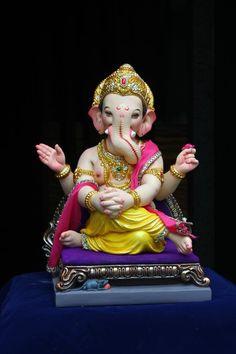 Jai Ganesh, Ganesh Lord, Ganesh Idol, Ganesh Statue, Shree Ganesh, Ganesha Art, Ganesh Ji Images, Ganesha Pictures, Ganesha Tattoo Lotus