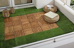 Diseño de jardines pequeños de Casas con o sin cesped articial o piedras y encanto | Diseño y Arquitectura.es