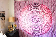 ☾☽ Lady Scorpio ☆ @LadyScorpio101 LadyScorpio101.com ✦ Bohemian Bedroom Decor Indian Tapestry, Bohemian Bedroom Decor, Scorpio, Lady, Home Decor, Colors, Decoration Home, Room Decor, Scorpion