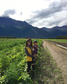 Pyrah's Pioneer Peak Farm // inspiration from @salmonshoe