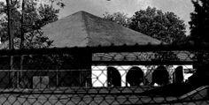 The PRETZEL Vintage Dark Ride, Hershey Park, PA. USA - Late 1940s