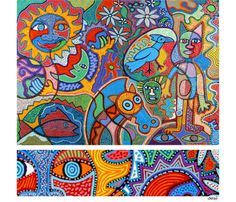 Art & Activities inspired by Maya and Aztec Civilizations