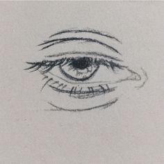 Art Drawings Sketches Simple, Cool Drawings, Drawings Of Eyes, Indie Drawings, Psychedelic Drawings, Fairy Drawings, Random Drawings, Dark Art Illustrations, Pencil Art Drawings