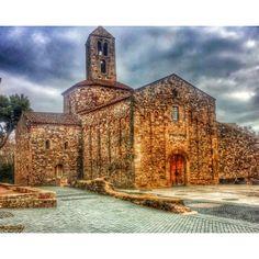 #Monasterio de Santa Maria....Corriendo Parc #Vallparadis #Terrassa #igersterrassa