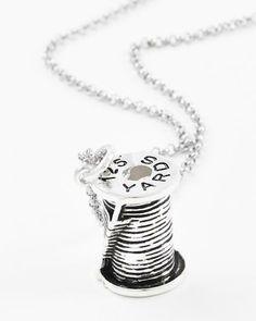 Antique Silver Tone / Lead&nickel Compliant / Metal / Pendant Necklace