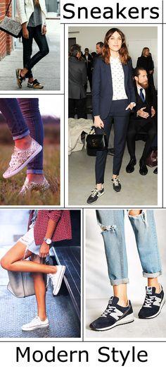 Trend Alert: Sneakers | CBBlogers