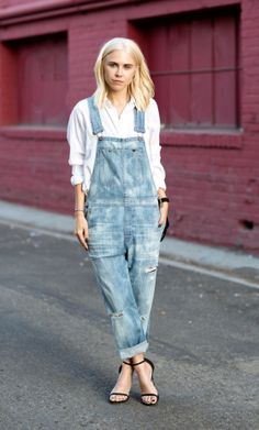 overall look