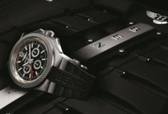 On the occasion of the BaselWorld 2014 exhibition, Breitling presents yet another luxurious model made for Bentley – the Bentley GMT Light Body Bentley Watches, Breitling Bentley, Stylish Watches, Luxury Watches, Watches For Men, Wrist Watches, Men's Watches, Most Beautiful Watches, Amazing Watches