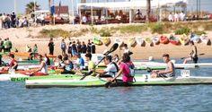 Duas centenas de atletas no Encontro de Canoagem da Ria Formosa!   Algarlife