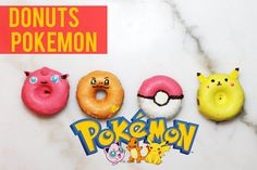DONUT Pokemon Go !!! / DIY