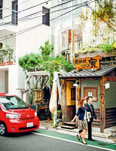 Tokyo : la métamorphose