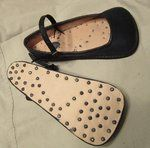 Bear claw shoes