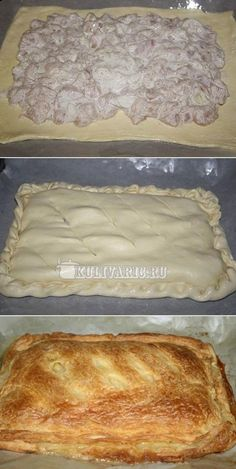 Chicken pie for weekdays and holidays - Kухня - Toast Meat Recipes, Cooking Recipes, Georgian Cuisine, Around The World Food, Food Tags, Finger Food Appetizers, Cafe Food, Russian Recipes, International Recipes