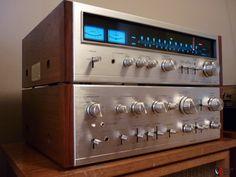 Pioneer SA 9100 & Pioneer TX 9100