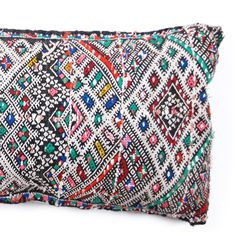 One-Of-A-Kind Moroccan Pillow Global Design, Christmas Birthday, Ottomans, Apartment Design, Birthday Presents, Marrakech, Pattern Making, Kilim Rugs, Moroccan