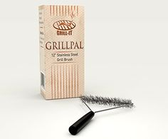 High Quality Grill Brush http://www.amazon.com/Grill-Brush-Accessories-Stainless-Satisfaction/dp/B00Q6UBJO4