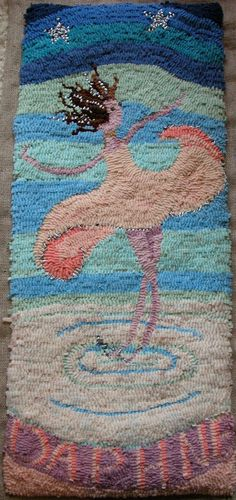 JUST Go Hook It - Rug Hooking: COOL SUMMER